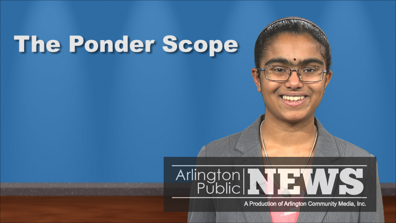 The Ponder Scope | January 19, 2016