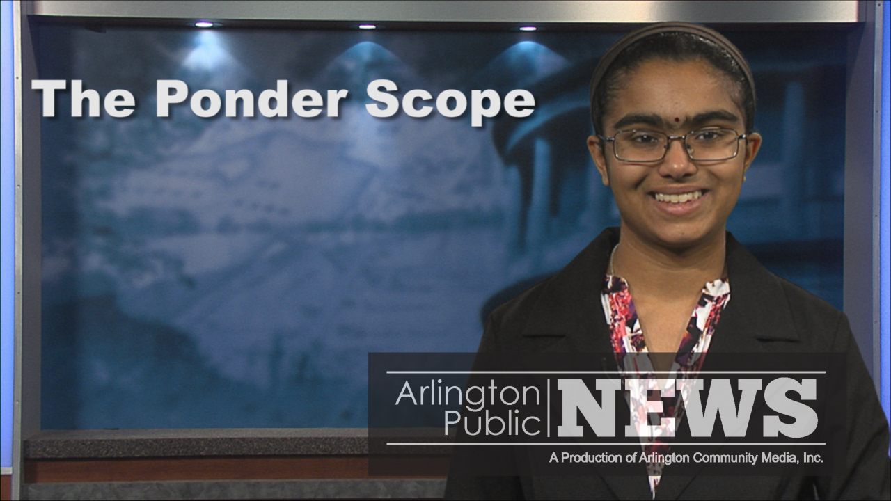 The Ponder Scope | January 26, 2016