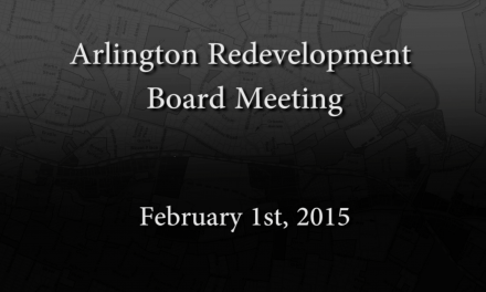 Redevelopment Board Meeting – February 1, 2016