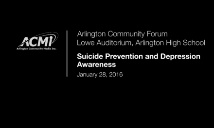 Suicide Prevention and Depression Awareness – January 28, 2016