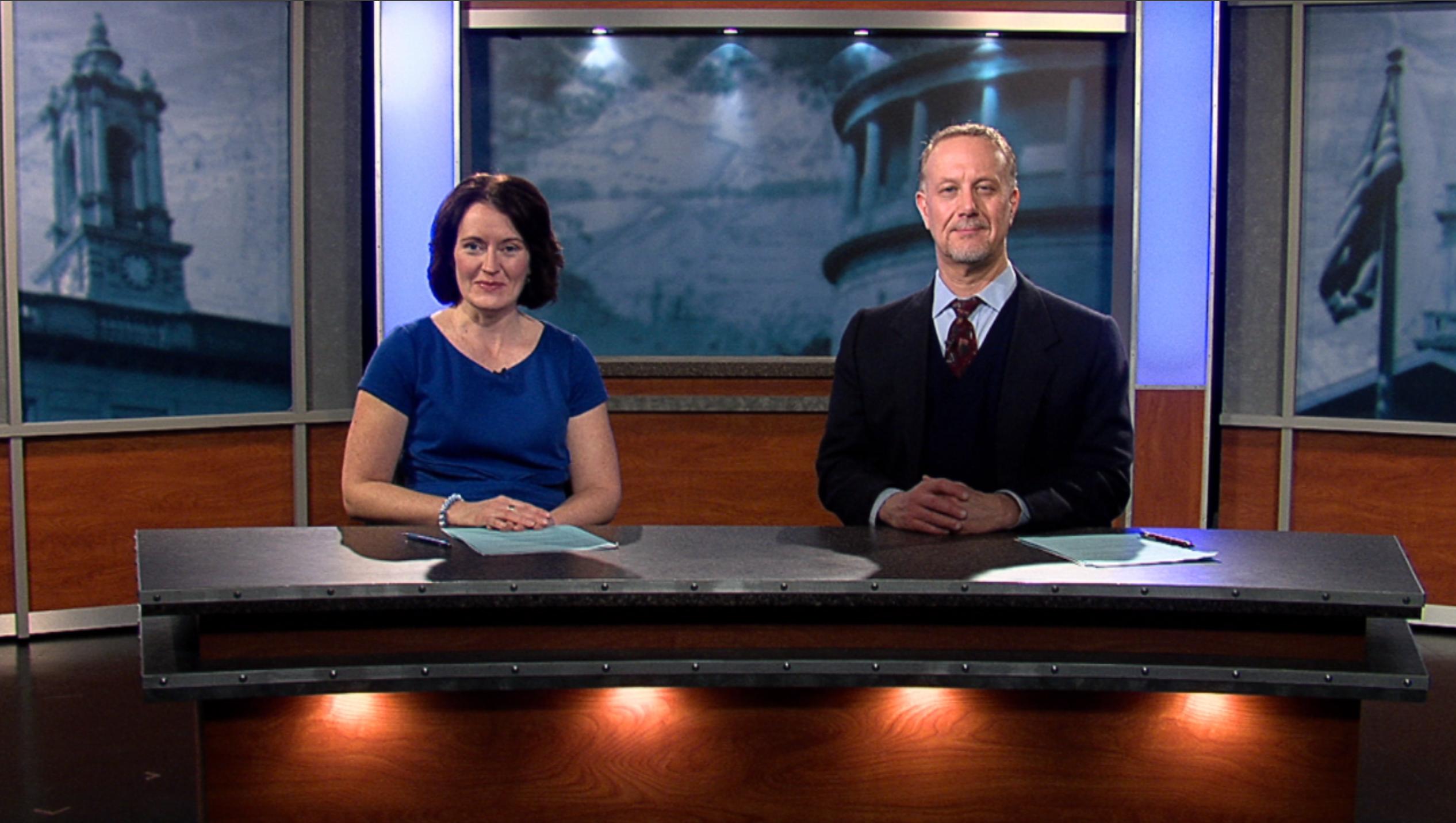 Newscast: February 11, 2016