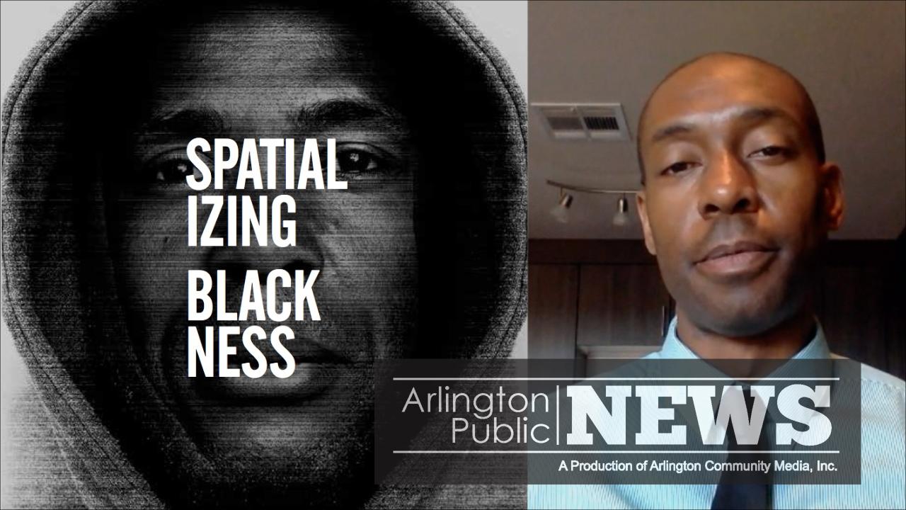 Rashad Shabazz: Spatializing Blackness
