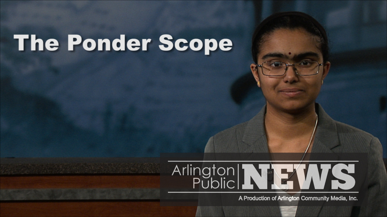 The Ponder Scope | February 23, 2016