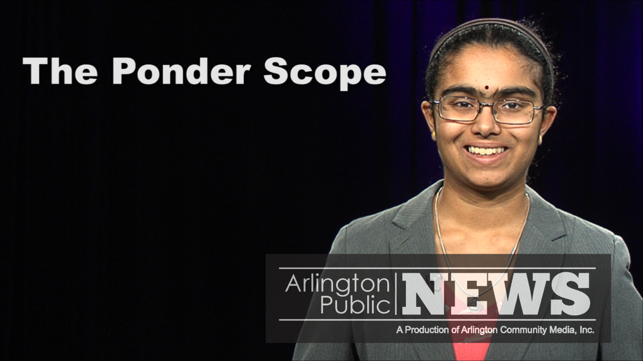 The Ponder Scope | February 29, 2016