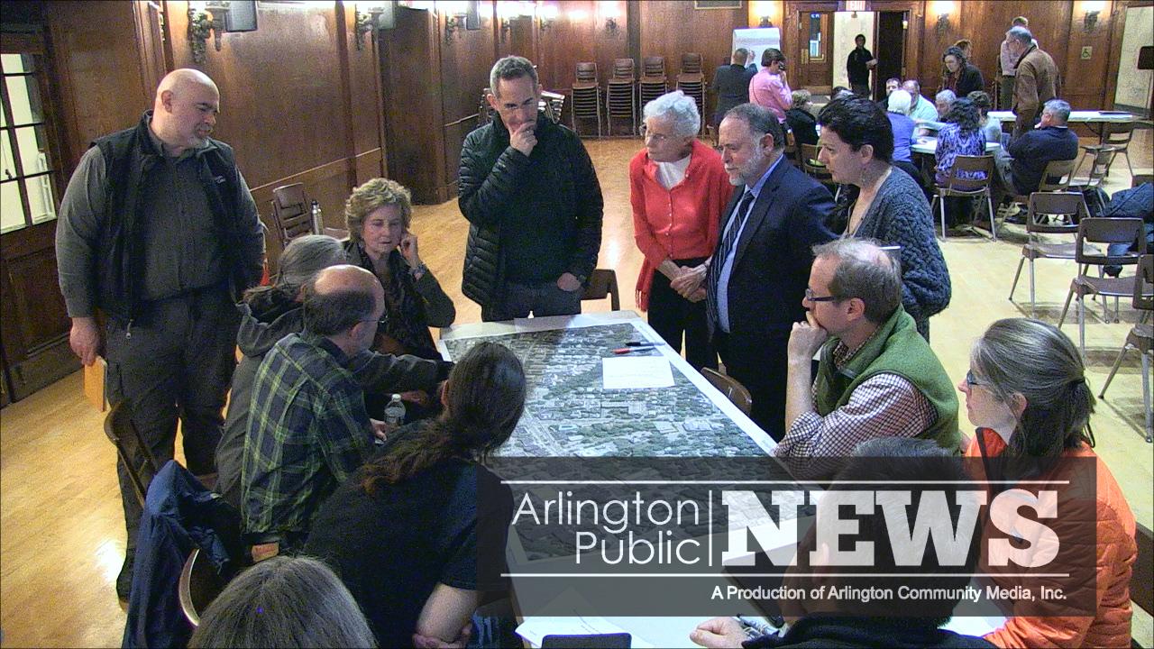 Envision Arlington Planning Meeting