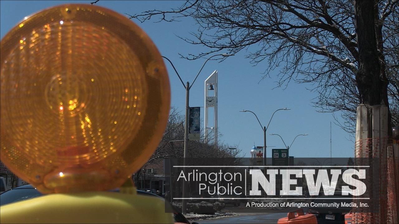 Arlington Safe Travel Project