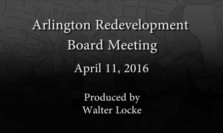 Redevelopment Board Meeting – April 11, 2016
