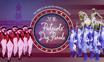 Patriots' Day Parade & Reenactment 2016