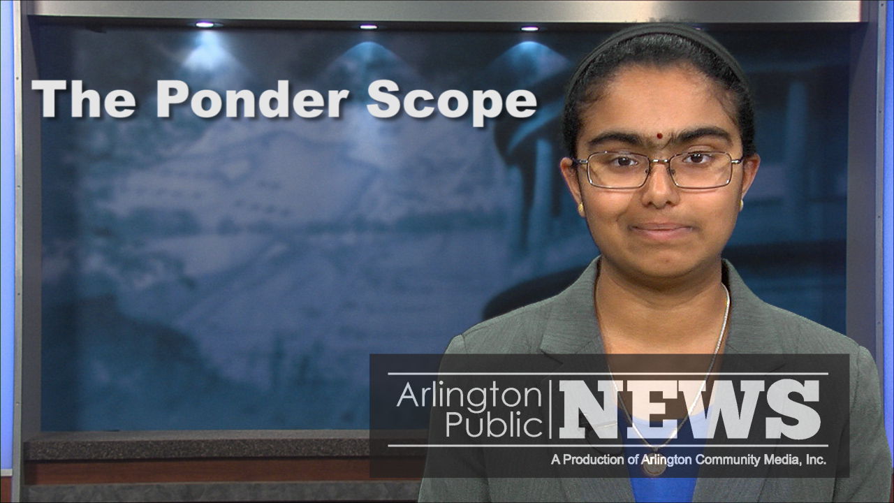 The Ponder Scope | April 26, 2016