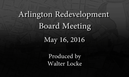 Redevelopment Board Meeting – May 16, 2016