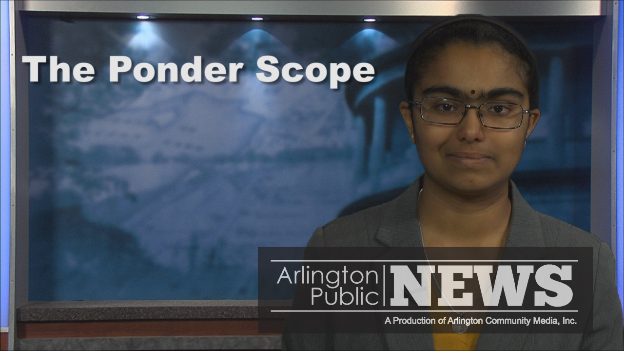The Ponder Scope | May 10, 2016