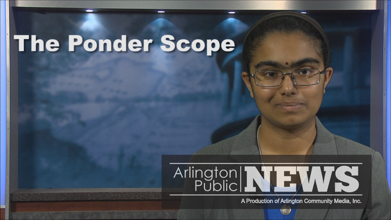 The Ponder Scope | May 24, 2016