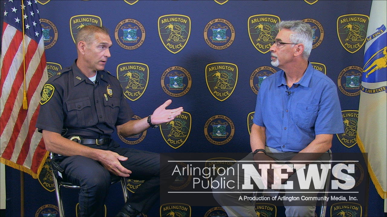 Arlington Police Chief Fred Ryan Testifies in the U.S. Senate – Extended