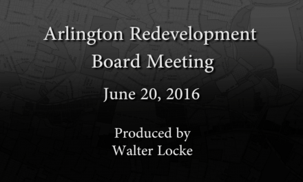 Redevelopment Board Meeting – June 20, 2016