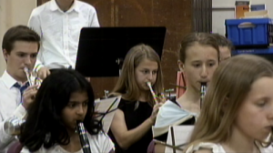 Ottoson Middle School – Instrumental Ensembles Spring Concert – 2016