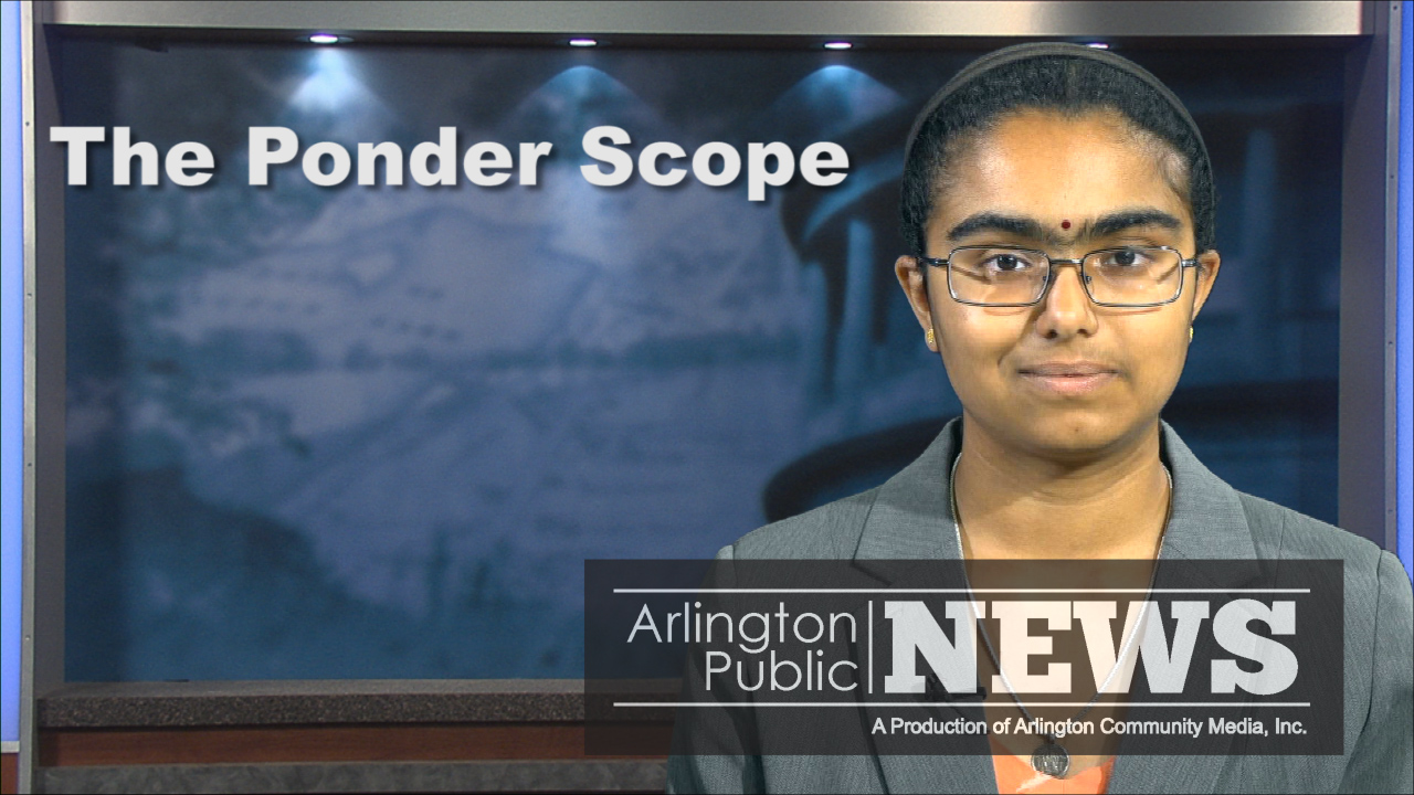 The Ponder Scope | June 01, 2016