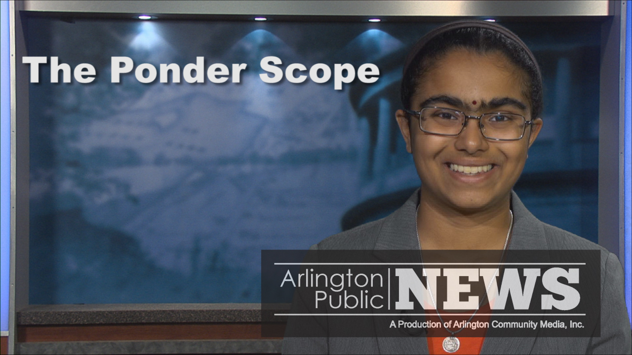 The Ponder Scope | June 07, 2016