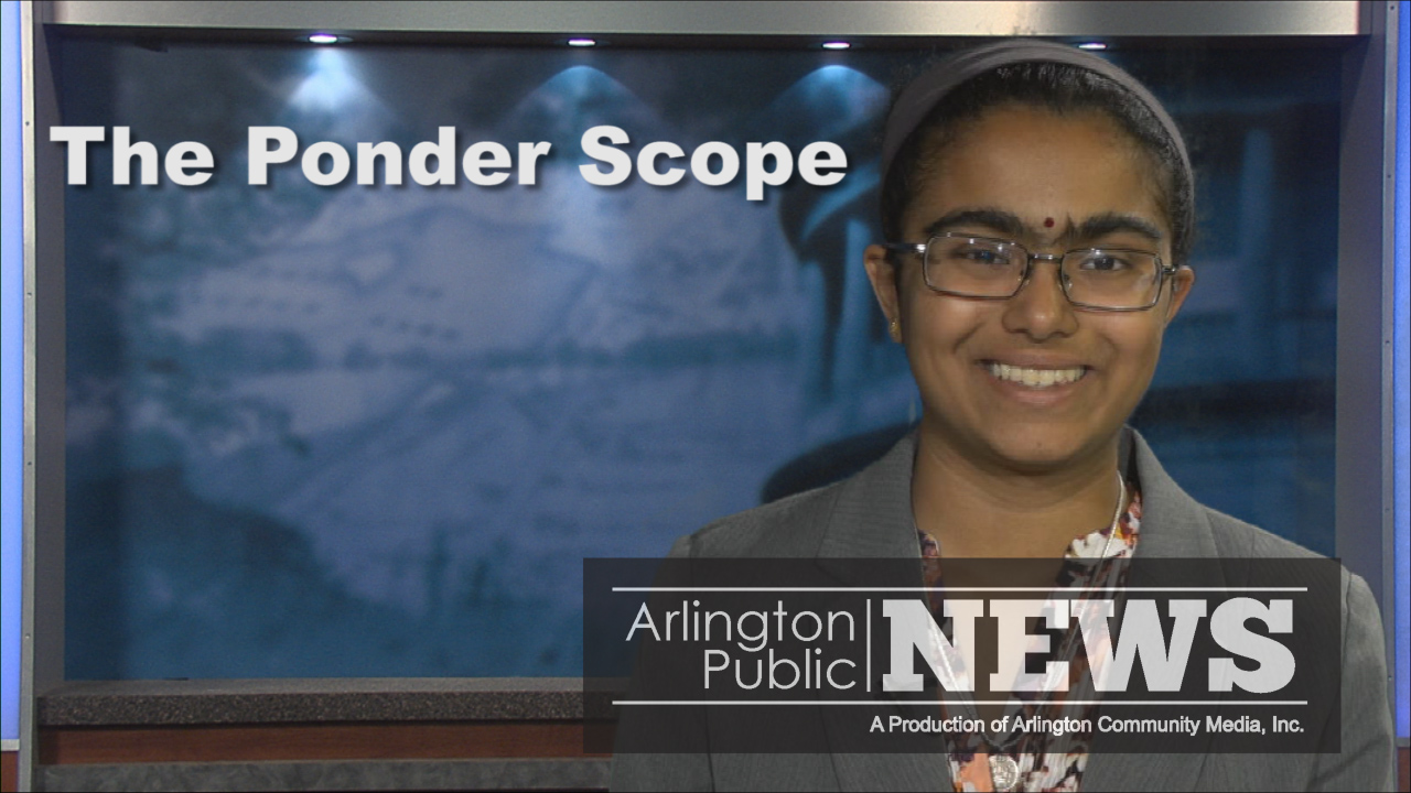 The Ponder Scope | June 14, 2016
