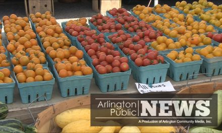 Arlington Farmers' Market Builds A Sense of Community