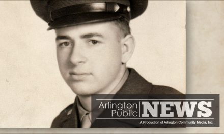 Korean War POW Honored in Arlington
