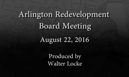 Redevelopment Board Meeting – August 22, 2016
