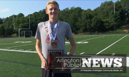 Ryan Oosting: Unexpected Track Star