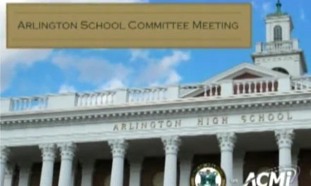 School Committee Meeting – September 22, 2016