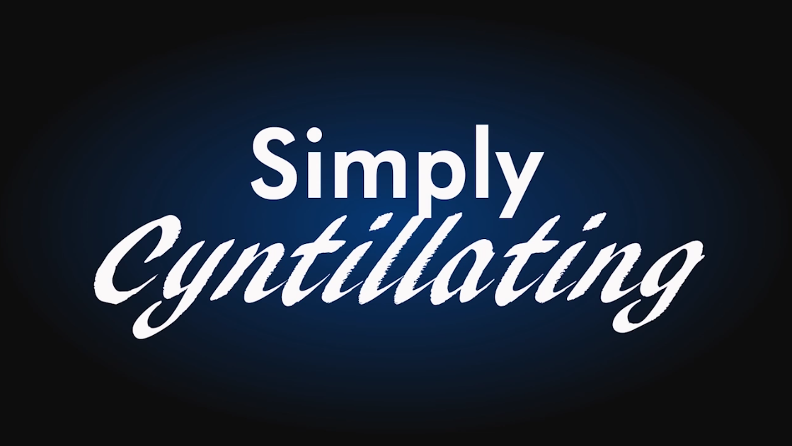 Simply Cyntillating: Ep 01 – Diet is a 4 Letter Word