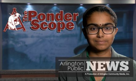 The Ponder Scope | November 08, 2016
