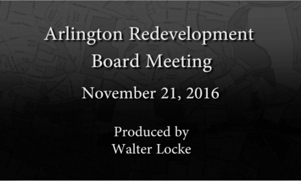 Redevelopment Board Meeting – November 21, 2016