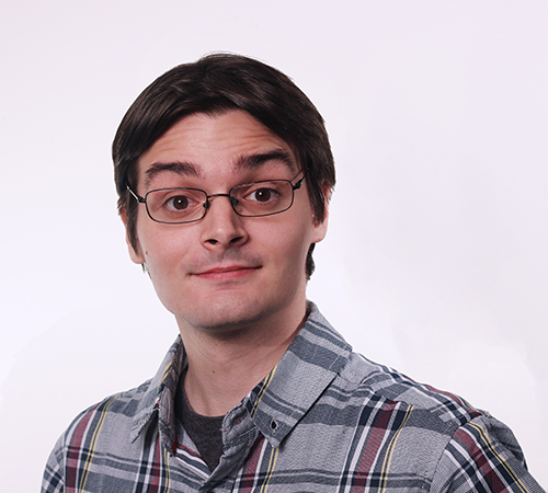 Sean Keane, Government and Programming Coordinator