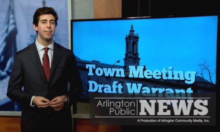 Snap Shot: Town Meeting Draft Warrant