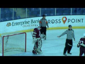 Arlington High School Boys Varsity Hockey vs Malden Catholic – March 15, 2017 – Super 8 Semi-Final