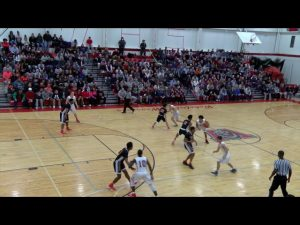 Arlington High School Boys Basketball vs Brighton – March 7, 2017