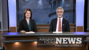 Arlington News: Sanctuary Town Debates & AHS Sports