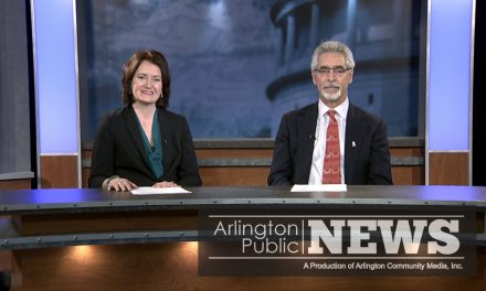 Arlington News: Sanctuary Town Debates & AHS Sports
