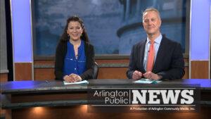 Arlington News: Hockey Champions and Arts in Arlington