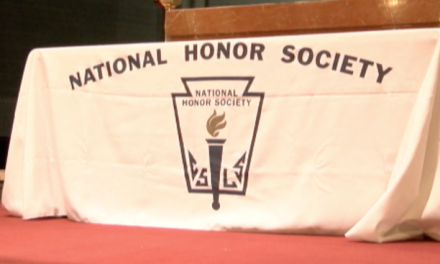 Arlington Catholic National Honor Society Induction Ceremony – February 16, 2017
