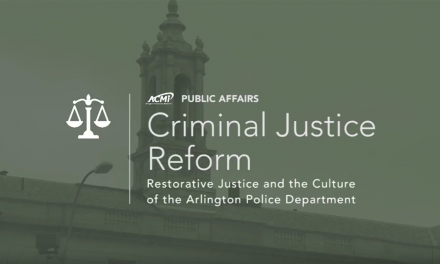 Bill Gardiner & Colleen Kirby on Criminal Justice Reform