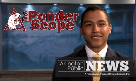 The Ponder Scope | March 31, 2017