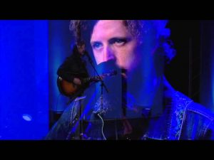 """Ian Fitzgerald plays """"Something to Remember Me By"""" on The Steve Katsos Show"""