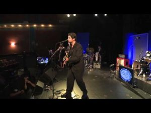 "Dan Fallon plays ""Exodus"" at The Steve Katsos Show Third Anniversary Spectacular"