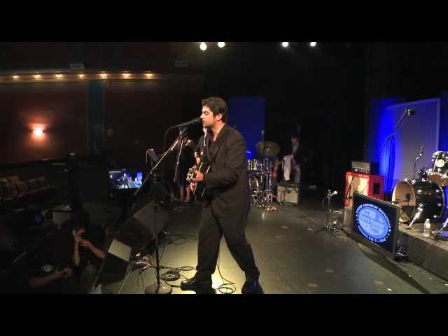 "Dan Fallon plays ""Exodus"" at The Steve Katsos Show Third Anniversary Spectacular"