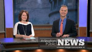 Arlington News: Ken Donnelly & Ottoson Science Fair