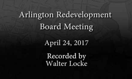 Redevelopment Board Meeting – April 24, 2017