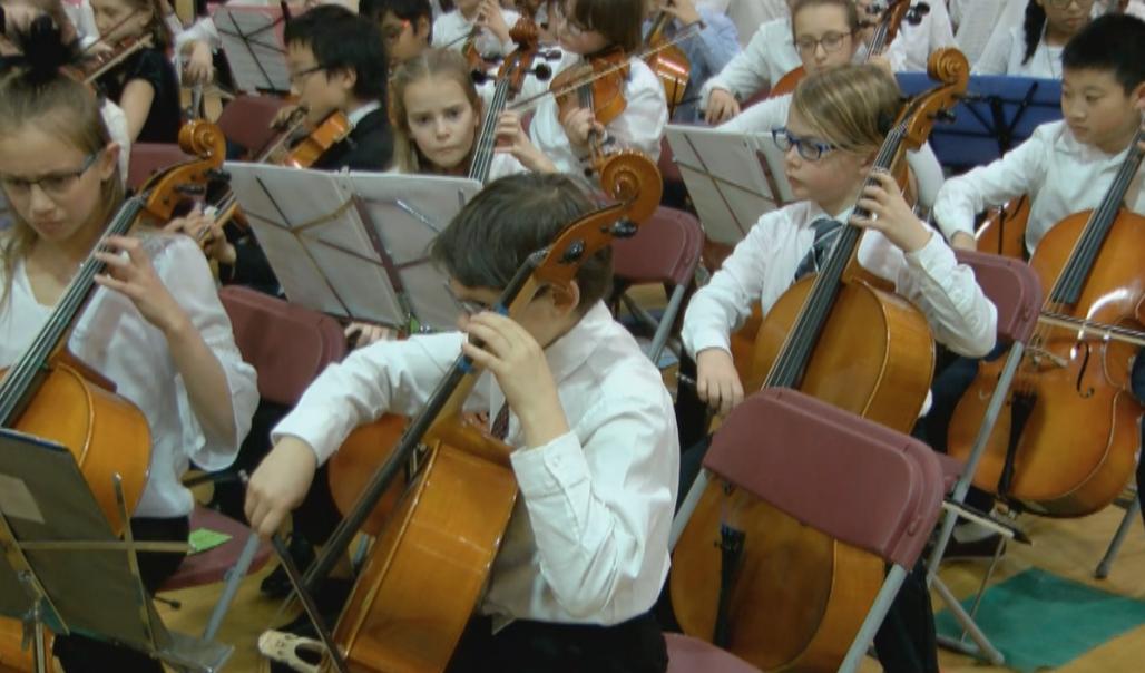 Arlington Public Schools Seventh Annual Festival of Concert Bands – March 21, 2017