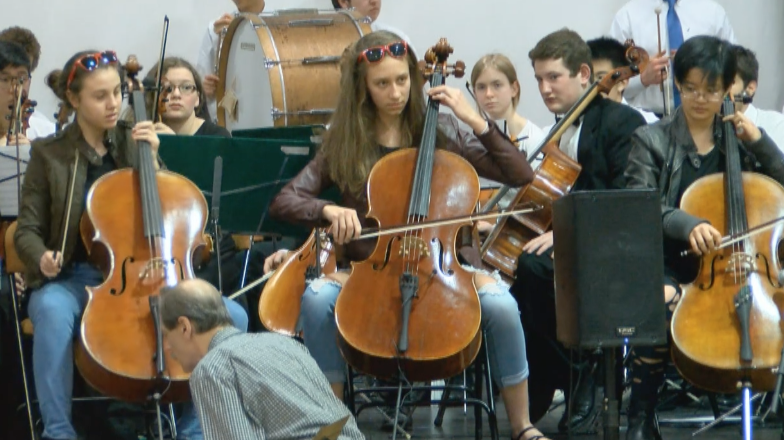 All Town String Concert – Afternoon Performance – March 24, 2017
