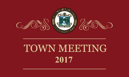 Town Meeting – May 8, 2017