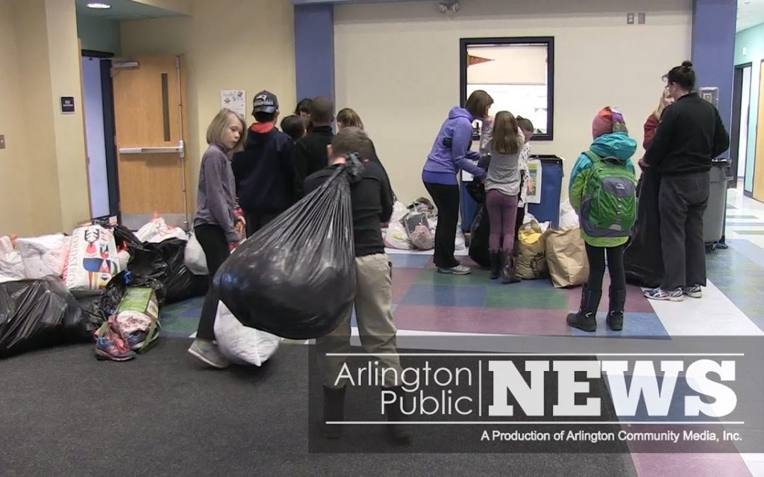 APN: School Recycling Efforts Get A Boost
