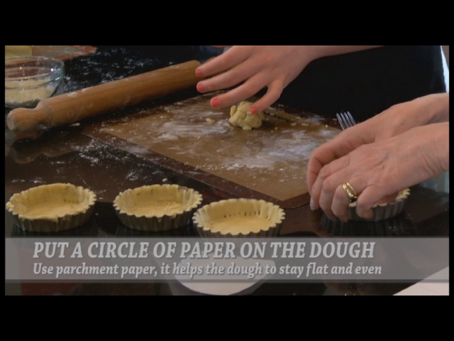 Teens Cook: French Edition – Episode 7 – Strawberry Tarts